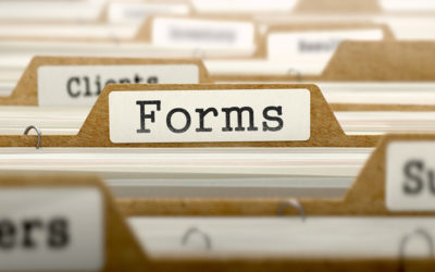 New FMLA Forms Available