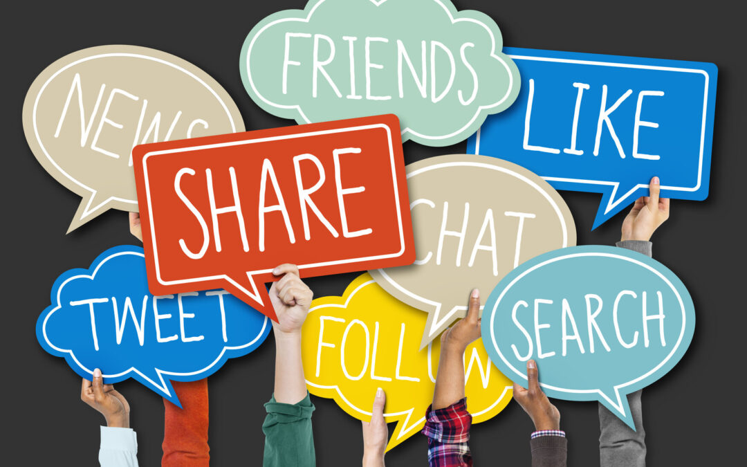 The 5 C's For Successful Social Media